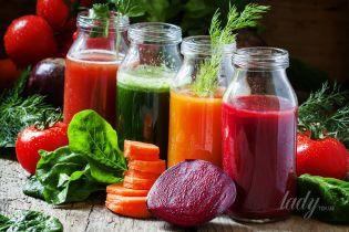 Правила употребления свежевыжатых соков