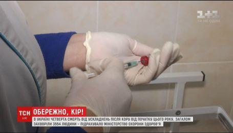 Минздрав сообщил о четвертой смерти от кори с начала года