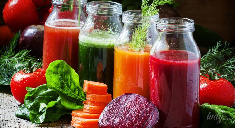 Правила употребления свежевыжатых соков - Здоровый образ жизни - TCH.ua
