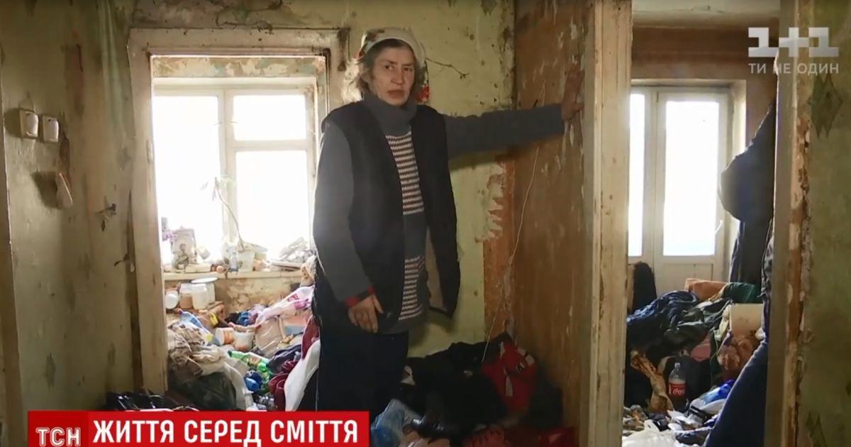В Киеве из-за свалки в одной из квартир по многоэтажке расползлись крысы, тараканы и опарыши