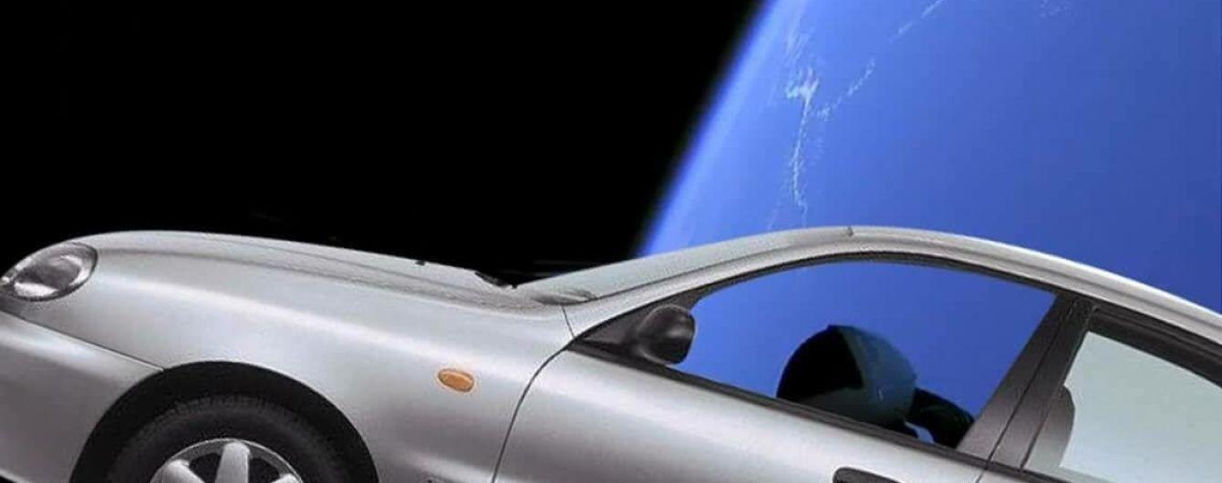 """""""Ланос"""" на орбите и русский ответ Маску: Сеть взорвалась пародиями на запуск Tesla в космос"""