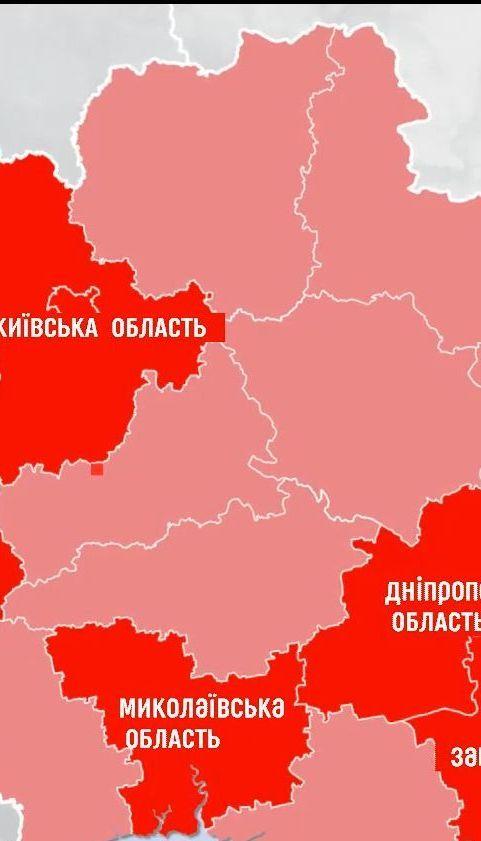 В Украине массово начали закрывать школы на карантин