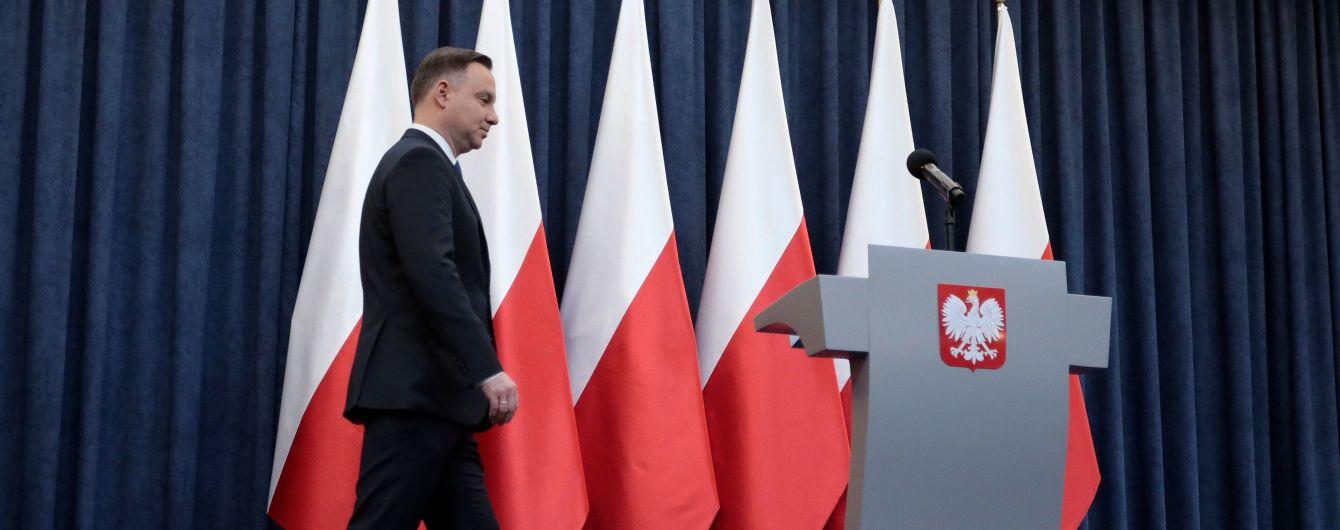 """В Польше готовят альтернативу """"антибандеровскому закону"""""""