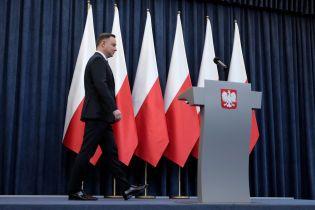 Поляки висунули перші звинувачення за порушення закону про нацпам'ять аргентинцям