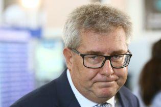 Поляка-вице-президента Европарламента отстранили за оскорбление коллеги