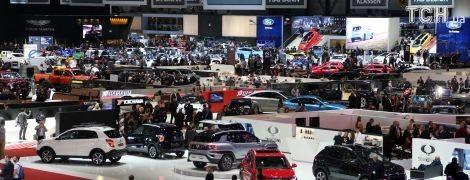 Женевський автосалон може зникнути назавжди