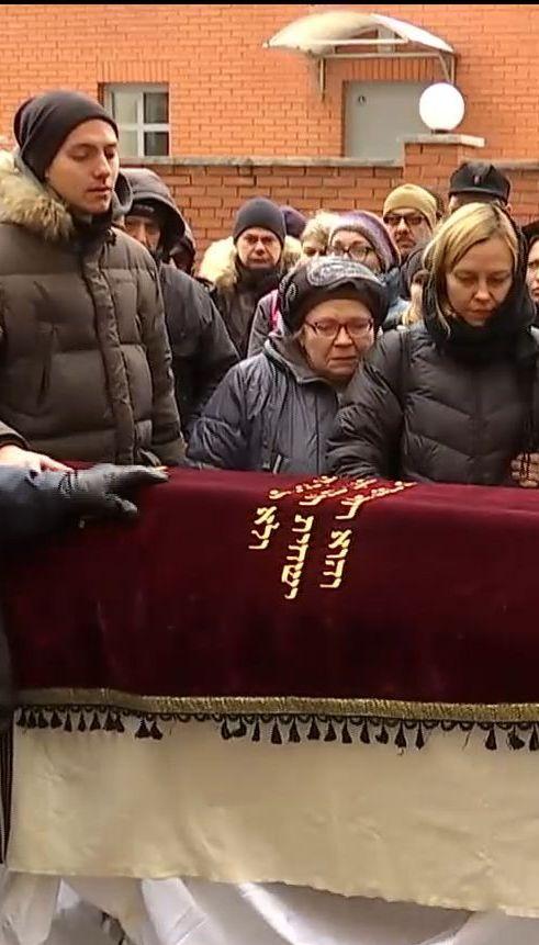 В Днепре попрощались с погибшим военным волонтером Краснопольским