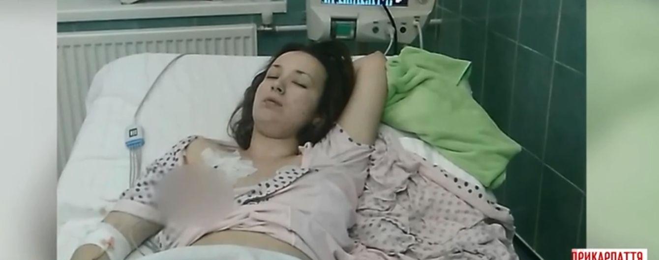 Родные умершей от кори 25-летней жительницы Прикарпатья обжаловали официальную причину смерти