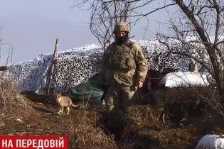 Уже вітаються і чути українську мову: нормальне життя повертається у визволену воїнами АТО Катеринівку
