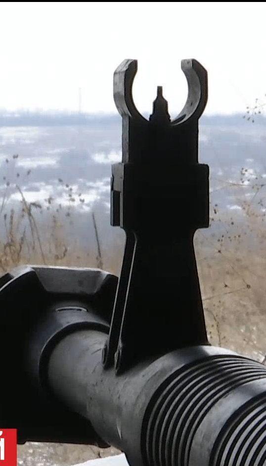 Боевики усилили обстрелы на фронте
