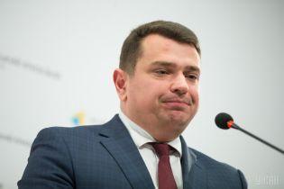 """Суд выписал Сытнику штраф за """"элитный отдых"""" на Ровенщине"""