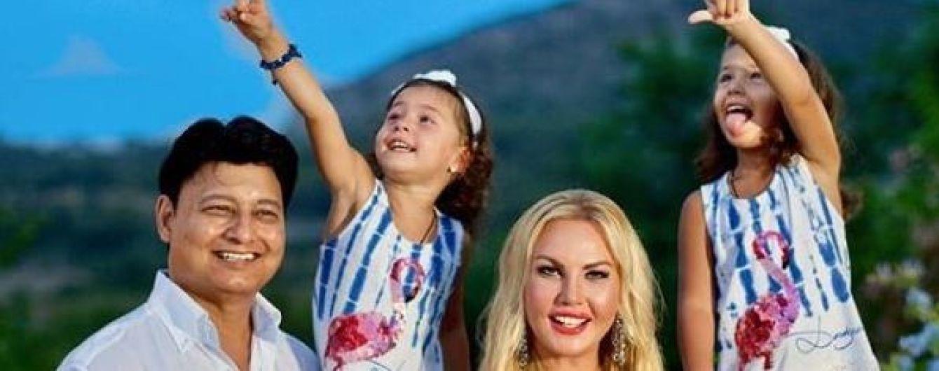 Камалия похвасталась танцами дочерей-близняшек на Европейском кубке танцев