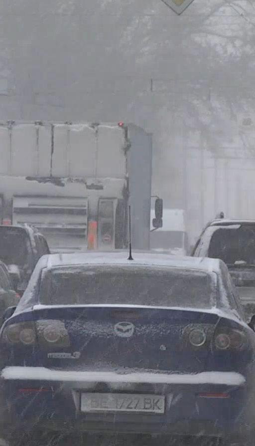 """Синоптики предупреждают об ухудшении погоды из-за циклона """"Мартина"""""""