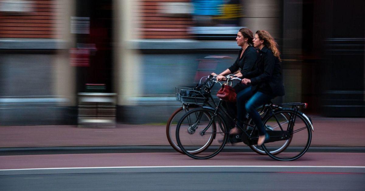 В Киеве обещают всячески развивать велосипедную инфраструктуру и уже даже задвердили концепцию