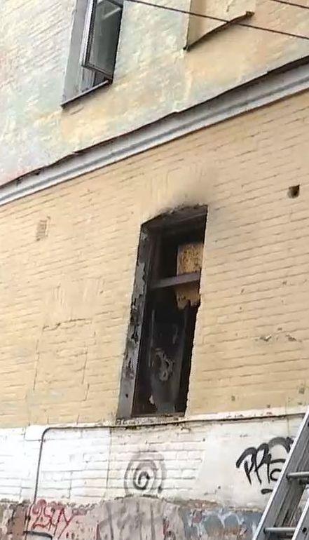 У Києві палав історичний будинок, в якому проголошували об'єднання УНР ТА ЗУНР