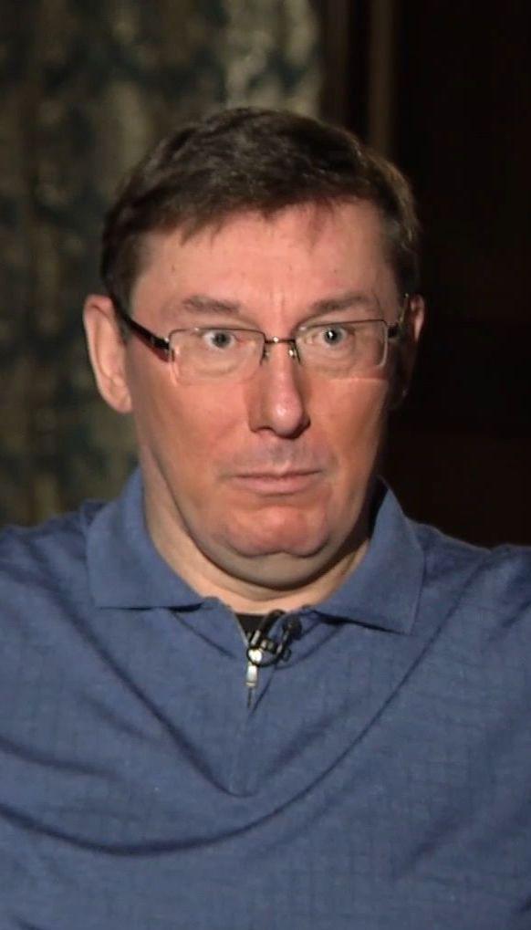 Луценко розповів про справу Шабуніна