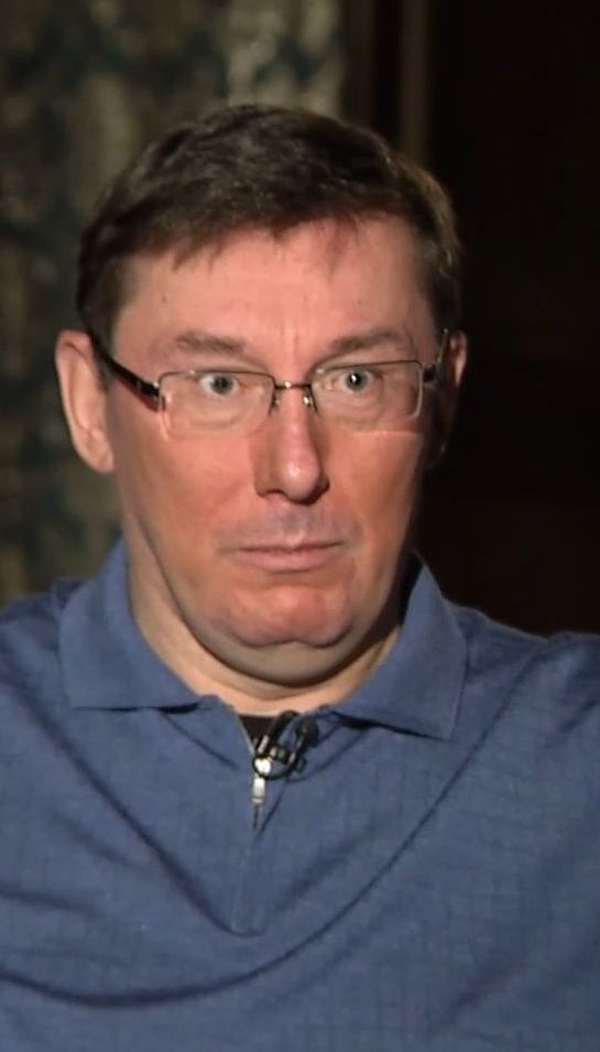 Луценко рассказал о деле Шабунина
