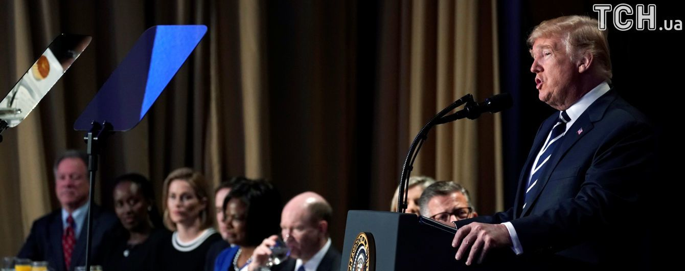 Зв'язок з РФ: Трамп пообіцяв публікацію меморандуму демократів