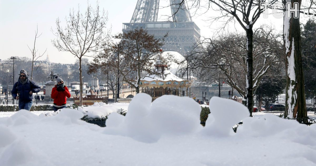 Париж @ Reuters