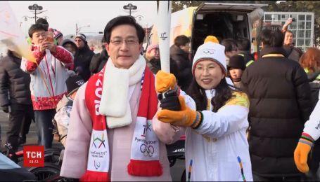 Зимние Олимпийские игры стартуют в Южной Корее