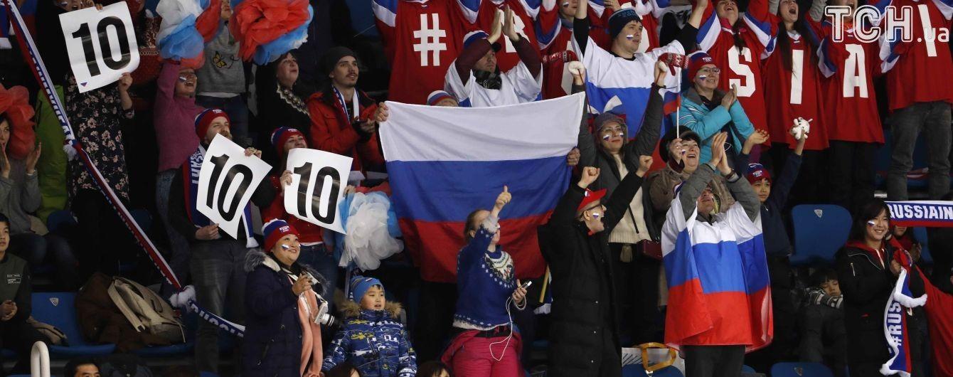 Кремль відреагував на остаточне рішення про недопуск 45 російських спортсменів на Ігри