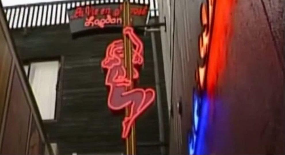 Проститутка в амстердаме видео