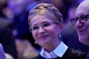 С фирменной косой и жемчужными серьгами: Юлия Тимошенко посетила молитвенный завтрак у Трампа