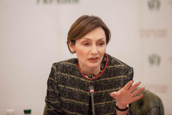 """Нацбанк вимагатиме повторної націоналізації """"ПриватБанку"""" у разі повернення колишнім власникам - Рожкова"""