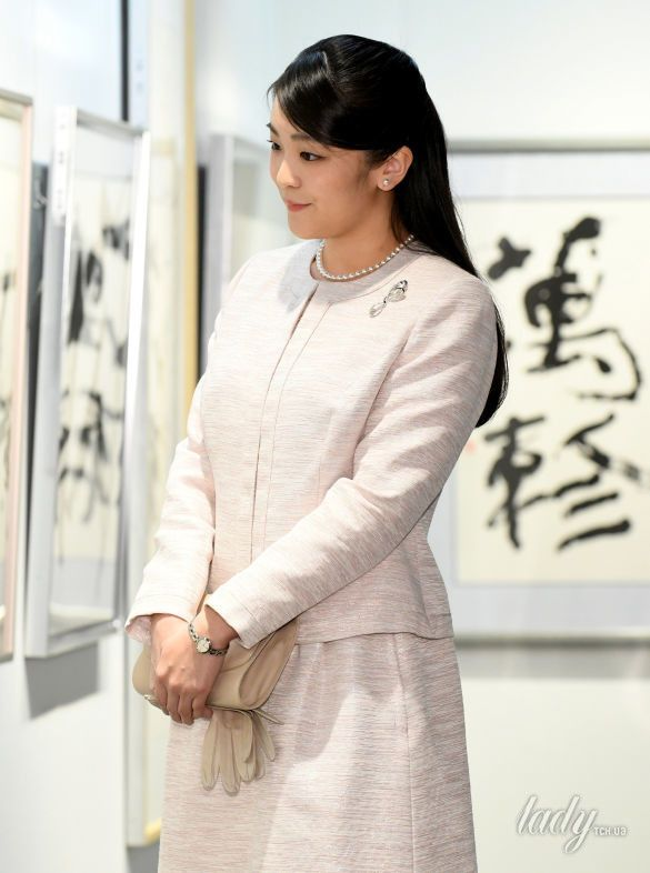 Японская принцесса Мако_2