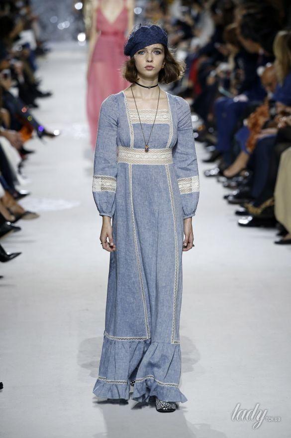 Коллекция Christian Dior прет-а-порте сезона весна-лето 2018_9