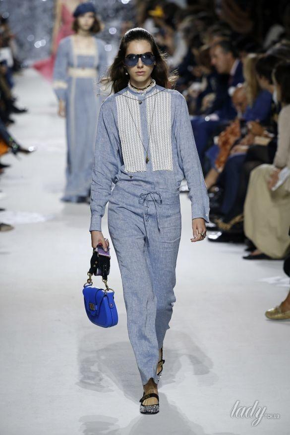 Коллекция Christian Dior прет-а-порте сезона весна-лето 2018_8