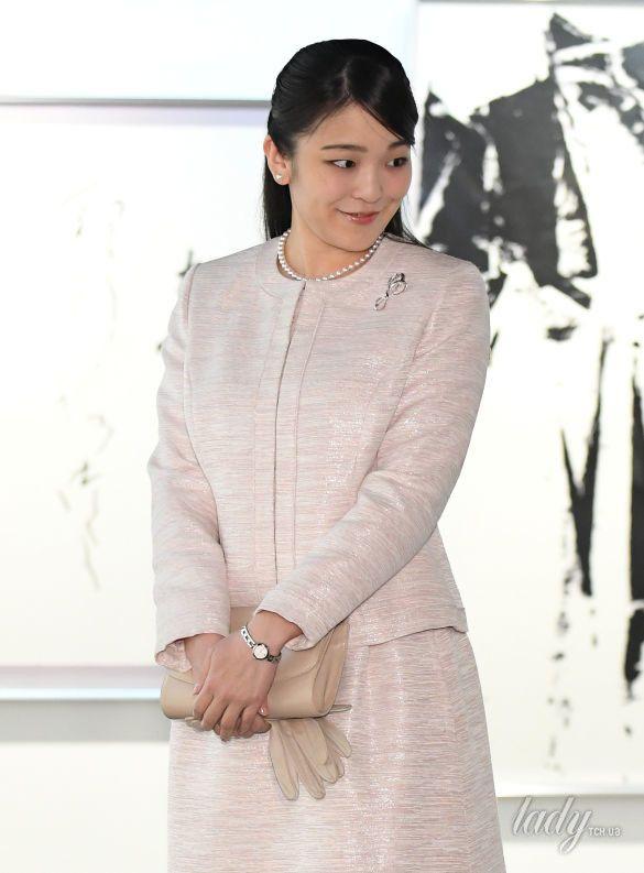 Японская принцесса Мако_1