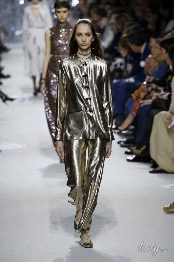 Коллекция Christian Dior прет-а-порте сезона весна-лето 2018_11
