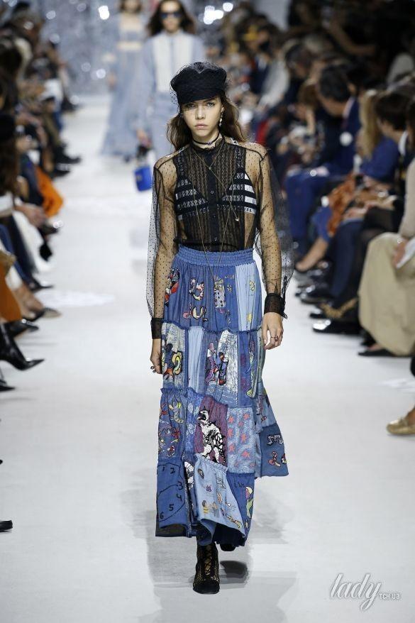 Коллекция Christian Dior прет-а-порте сезона весна-лето 2018_7