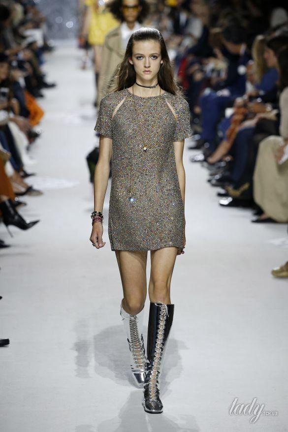Коллекция Christian Dior прет-а-порте сезона весна-лето 2018_3