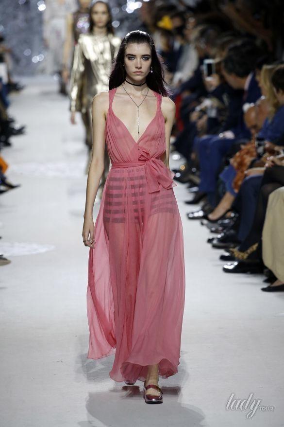 Коллекция Christian Dior прет-а-порте сезона весна-лето 2018_10