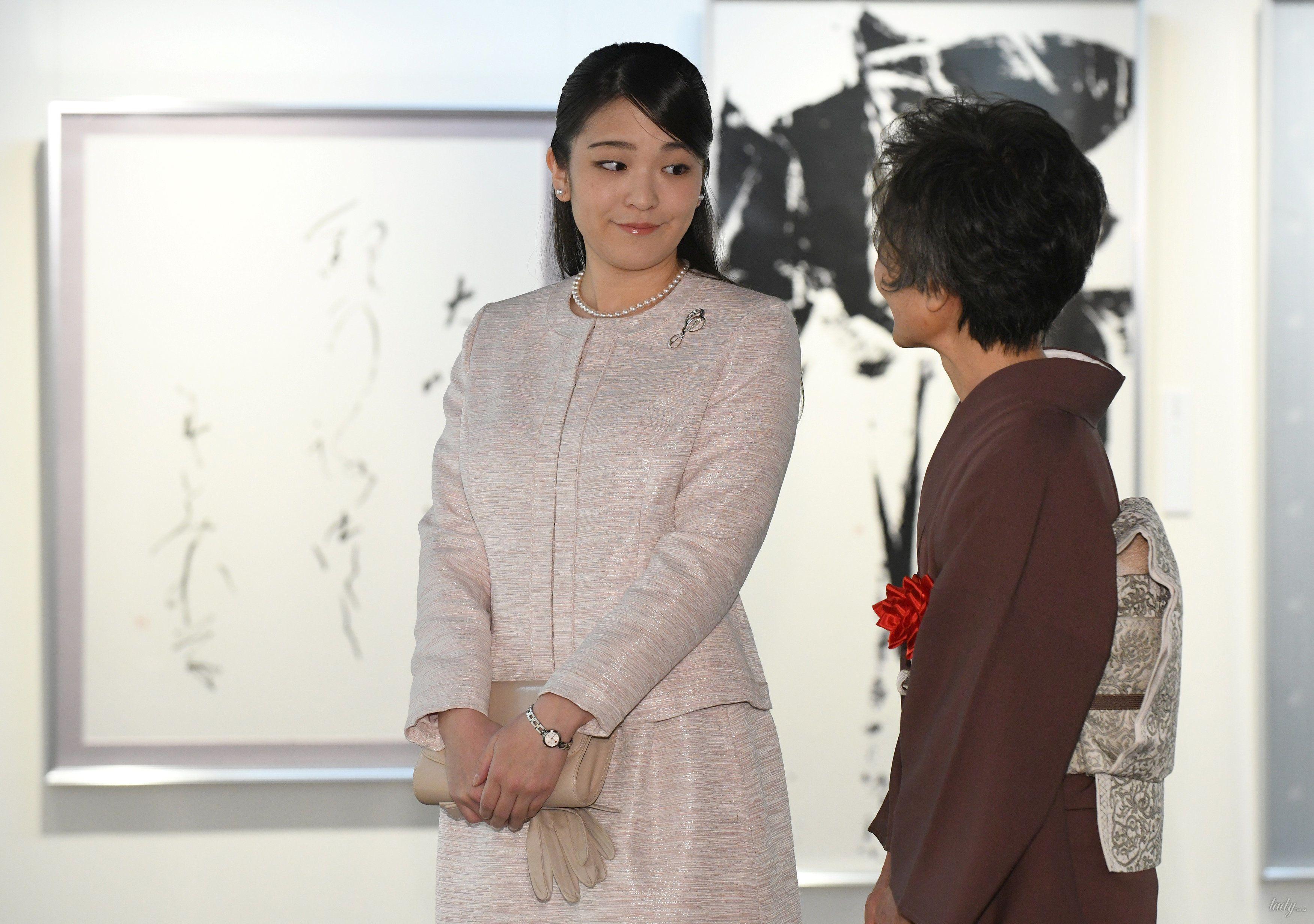 Японская принцесса Мако_3
