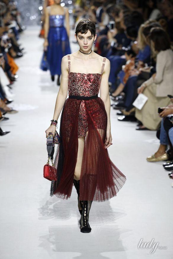 Коллекция Christian Dior прет-а-порте сезона весна-лето 2018_33