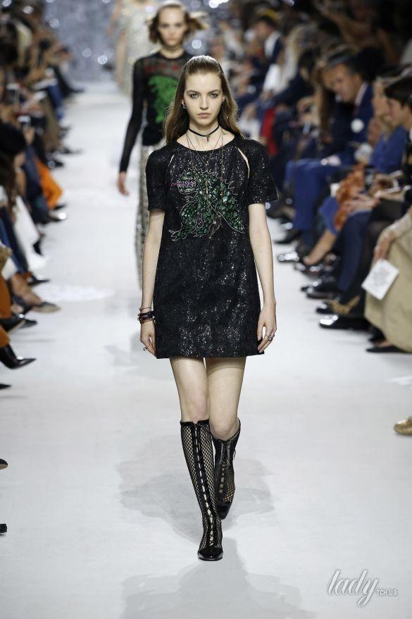 Коллекция Christian Dior прет-а-порте сезона весна-лето 2018_27