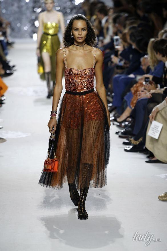 Коллекция Christian Dior прет-а-порте сезона весна-лето 2018_35