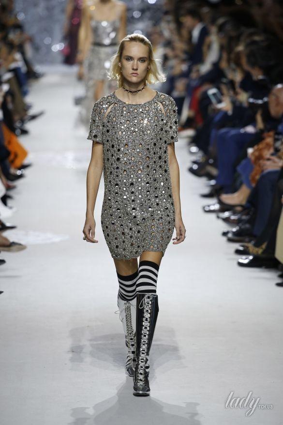 Коллекция Christian Dior прет-а-порте сезона весна-лето 2018_29