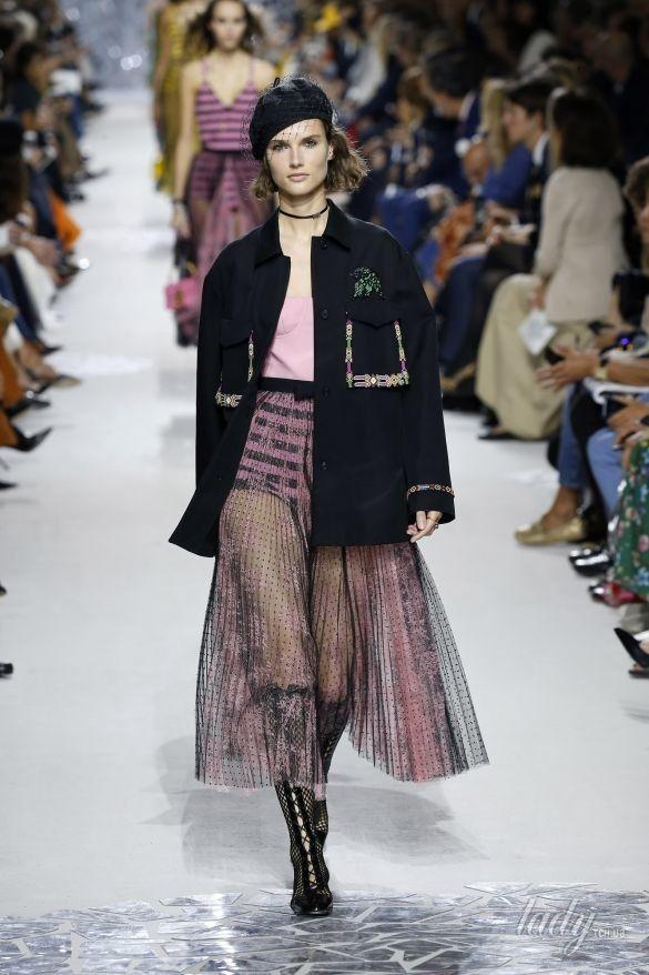 Коллекция Christian Dior прет-а-порте сезона весна-лето 2018_15