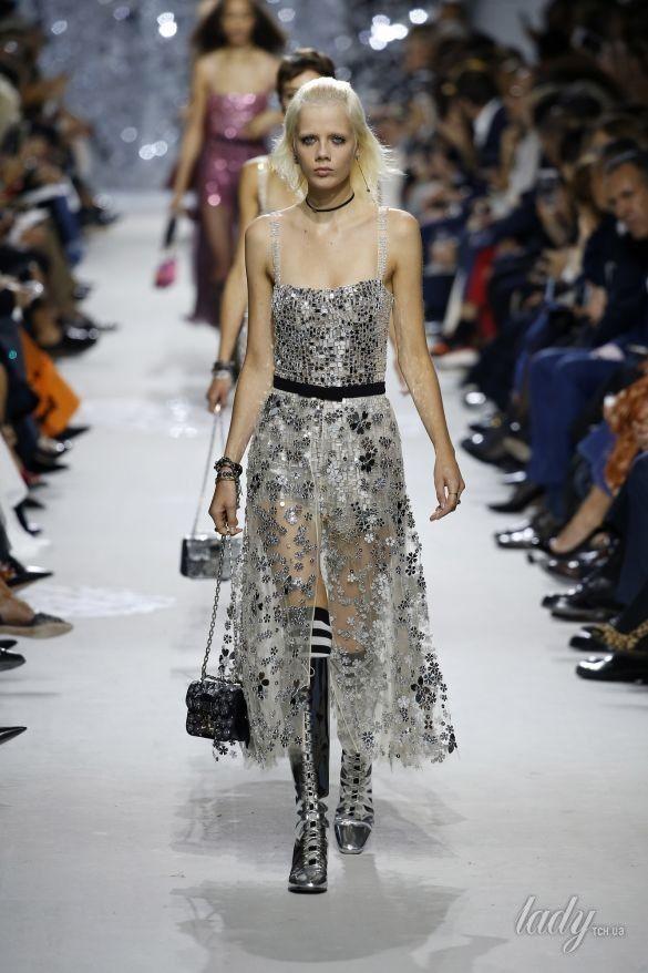Коллекция Christian Dior прет-а-порте сезона весна-лето 2018_30