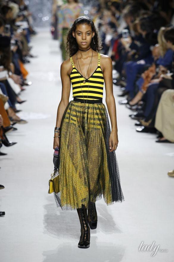 Коллекция Christian Dior прет-а-порте сезона весна-лето 2018_17