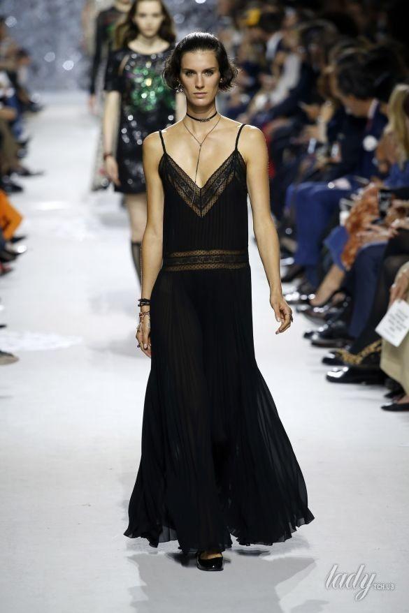 Коллекция Christian Dior прет-а-порте сезона весна-лето 2018_26