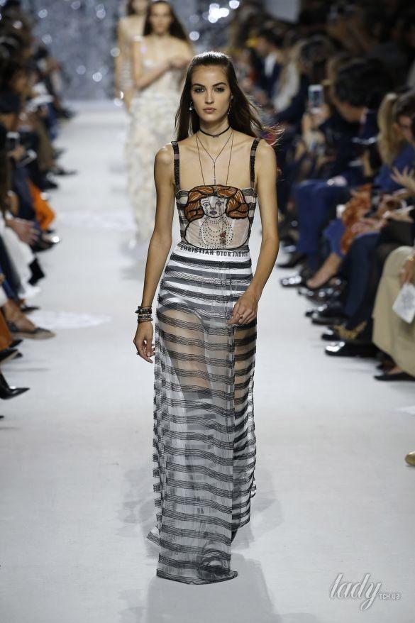Коллекция Christian Dior прет-а-порте сезона весна-лето 2018_22