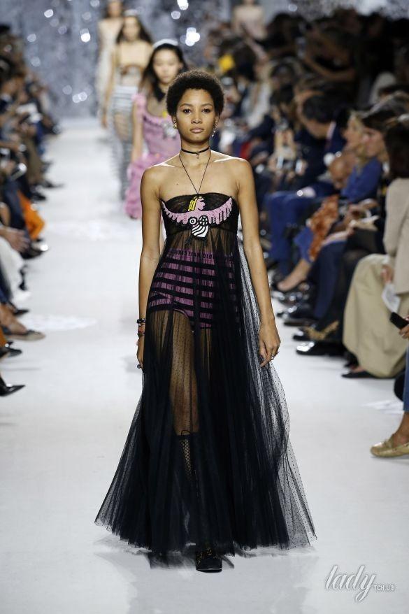 Коллекция Christian Dior прет-а-порте сезона весна-лето 2018_20