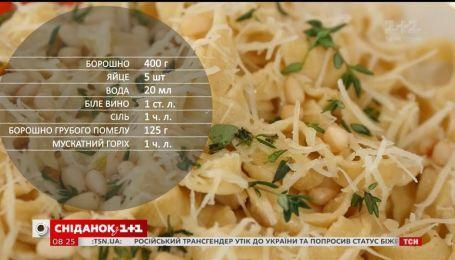 Классическая домашняя паста - рецепты Сеничкина