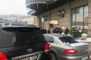 """СБУ спростувала відправлення """"Альфи"""" до готелю з Саакашвілі"""