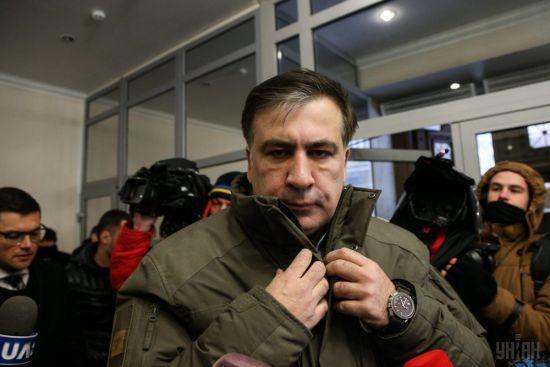 Саакашвілі висловив підтримку Юлії Тимошенко на виборах президента